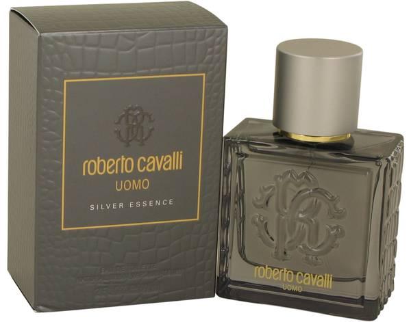 Roberto Cavalli Uomo Silver Essence Cologne