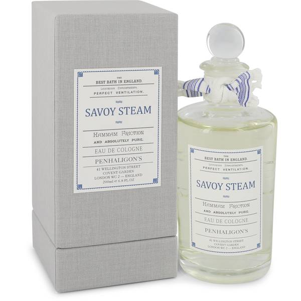 Savoy Steam Cologne