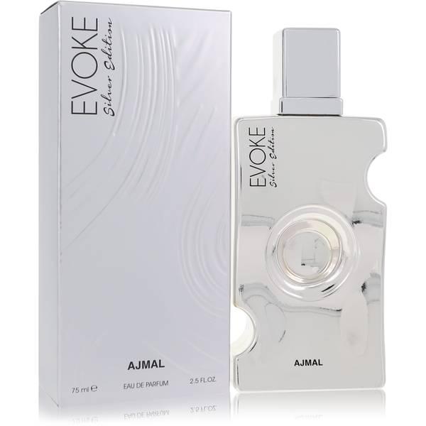 Evoke Silver Edition Perfume