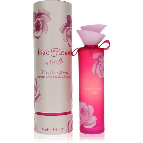 Pink Flower Perfume