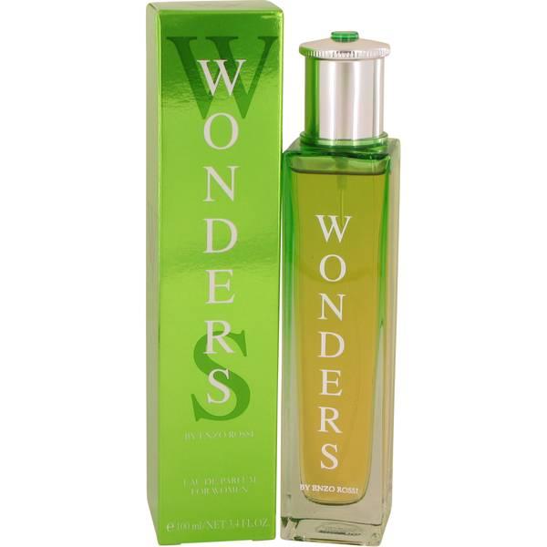 Wonders Green Perfume