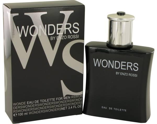 Wonders Black Cologne