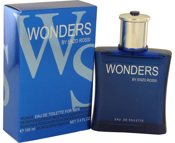 Wonders Blue Cologne