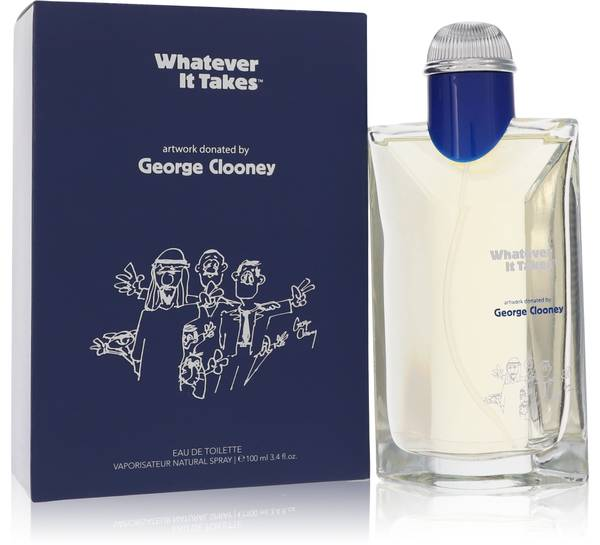Whatever It Takes George Clooney Cologne by Whatever It Takes