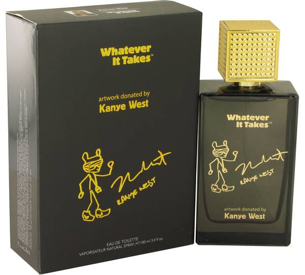 Whatever It Takes Kanye West Cologne