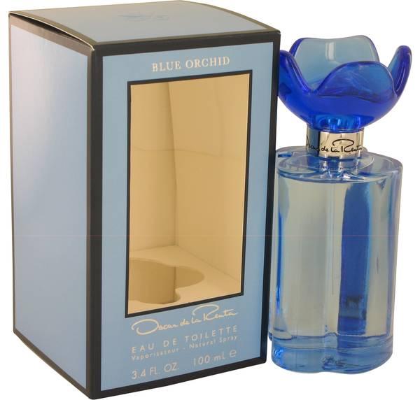 Oscar Blue Orchid Perfume