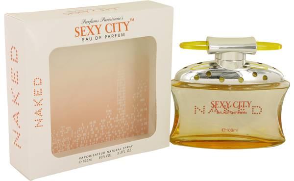Sexy City Naked Perfume