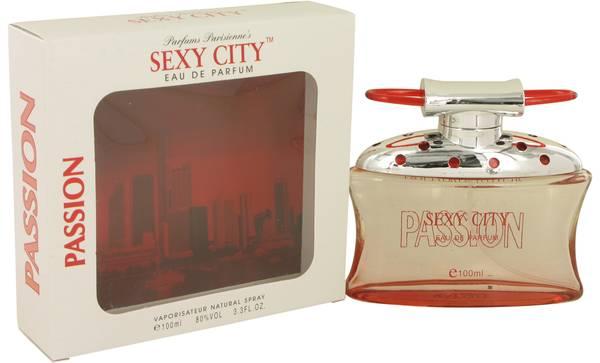 Sexy City Passion Perfume