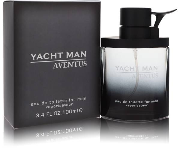 Yacht Man Aventus Cologne by Myrurgia