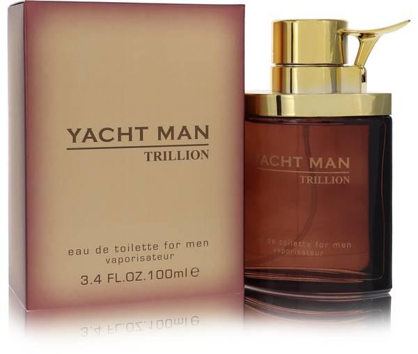 Yacht Man Trillion Cologne