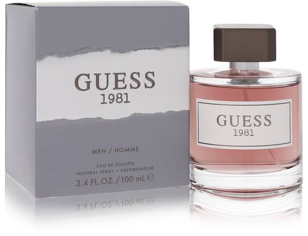 Guess 1981 Cologne by Guess | FragranceX.com