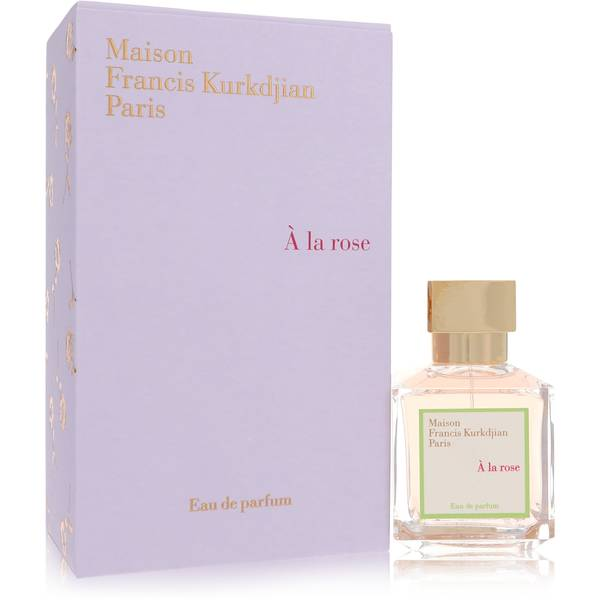 A la rose perfume for women by maison francis kurkdjian for A la rose maison francis kurkdjian