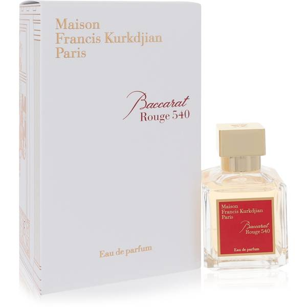 Baccarat Rouge 540 Perfume