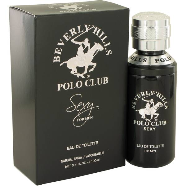 Beverly Hills Polo Club Sexy Cologne
