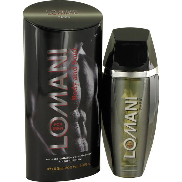 Lomani Body & Soul Cologne