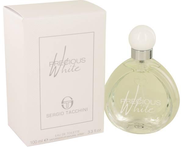 Sergio Tacchini Precious White Perfume