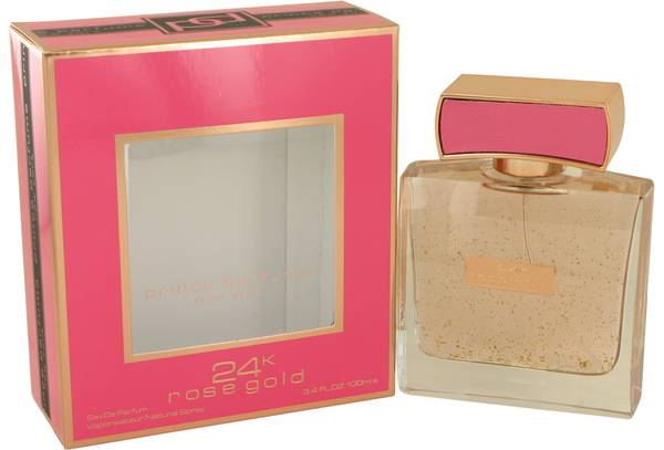 24k Rose Gold Perfume