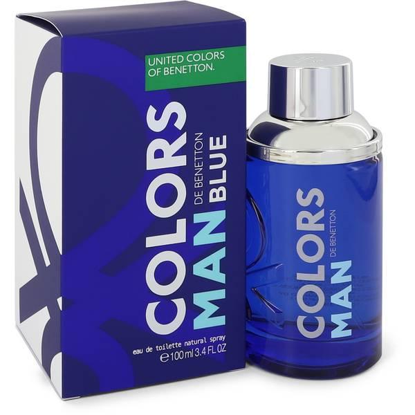 Colors De Benetton Blue Cologne