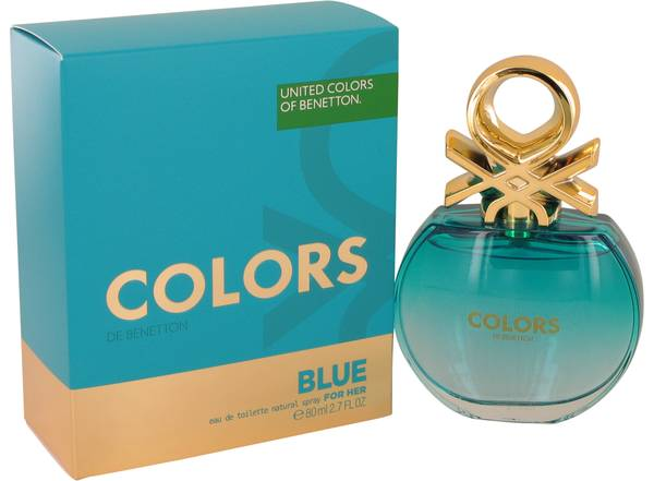 Colors De Benetton Blue Perfume