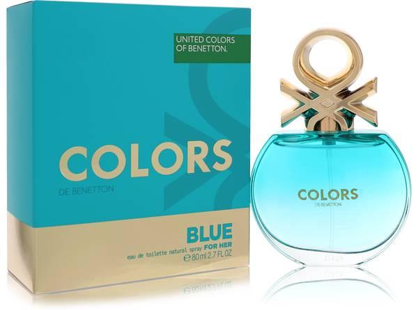 Colors De Benetton Blue Perfume by Benetton