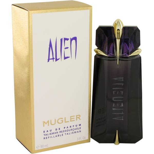 Alien Talisman Perfume