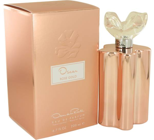 Oscar Rose Gold Perfume