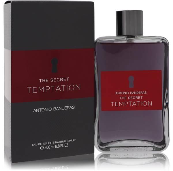 d75428ba6 The Secret Temptation Cologne by Antonio Banderas