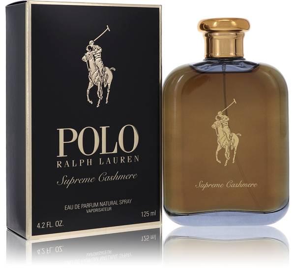 Polo Supreme Cashmere Cologne