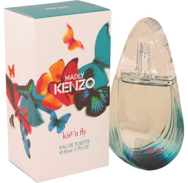 Kenzo Madly Kiss N Fly Perfume
