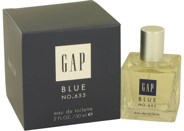 Gap Blue No. 655 Cologne