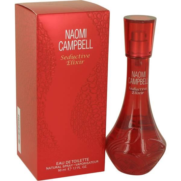 Naomi Campbell Seductive Elixir Perfume