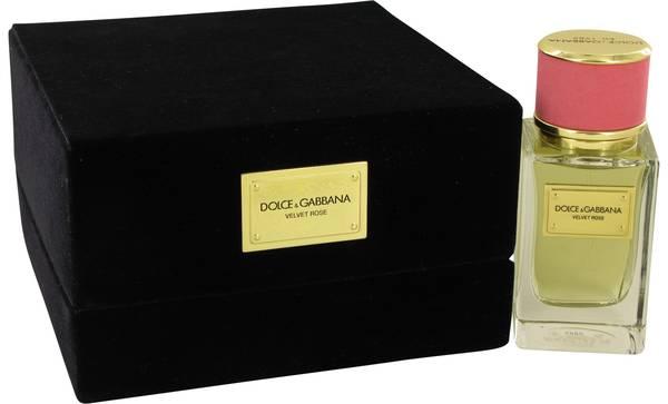 Dolce & Gabbana Velvet Rose Perfume