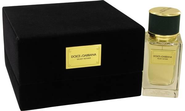 Dolce & Gabbana Velvet Vetiver Perfume