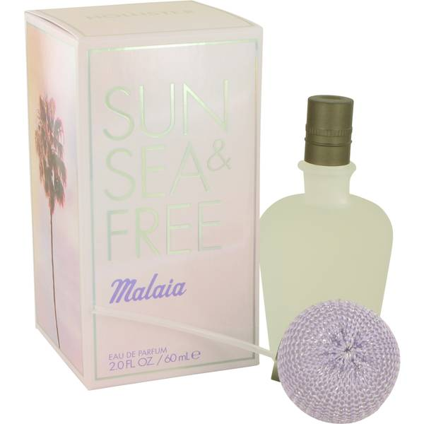 Hollister Sun Sea & Free Malaia Perfume