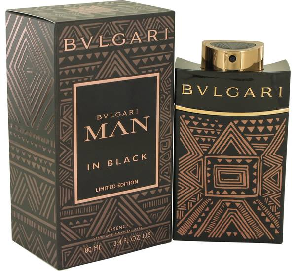 Bvlgari Man In Black Essence Cologne