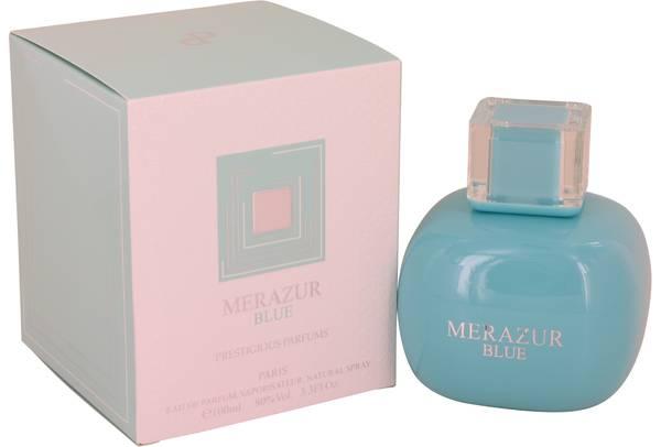 Merazur Blue Perfume