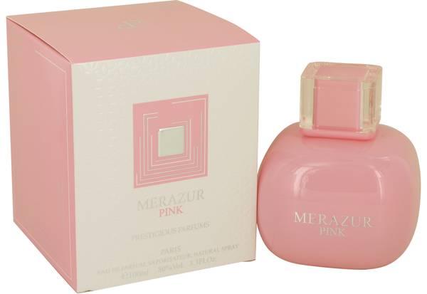 Merazur Pink Perfume