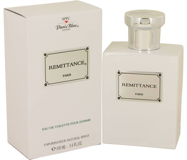 Remittance Paris Blue Cologne