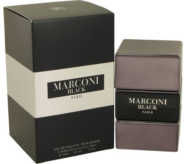 Marconi Black Cologne