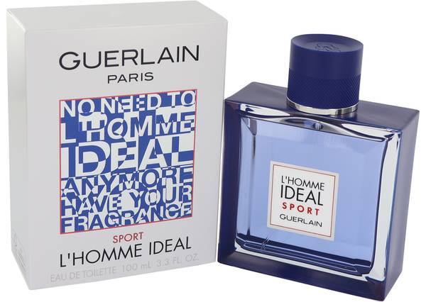 L'homme Ideal Sport Cologne