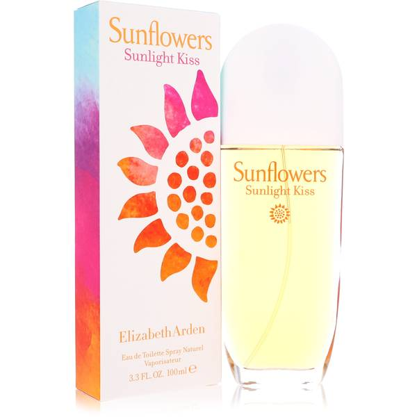 Sunflowers Sunlight Kiss Perfume