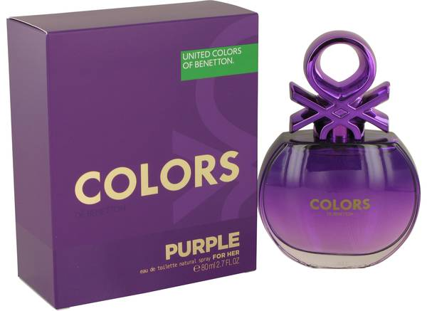 United Colors Of Benetton Purple Perfume