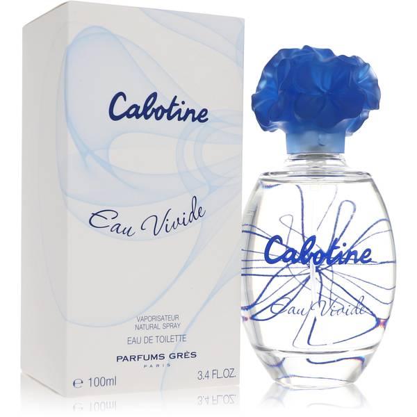 Cabotine Eau Vivide Perfume