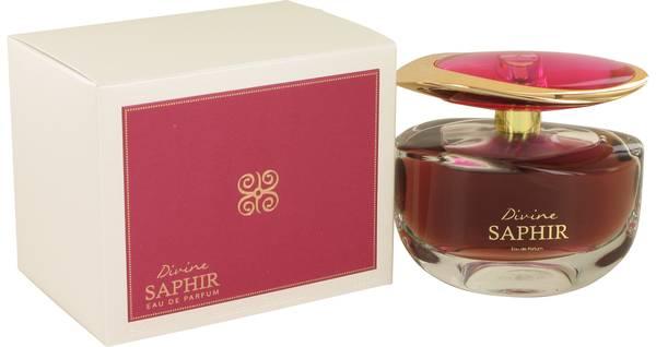 Divine Saphir Perfume