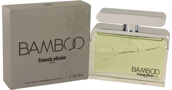 Bamboo Franck Olivier Cologne