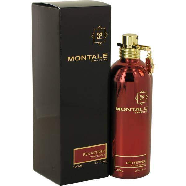 Montale Red Vetiver Cologne
