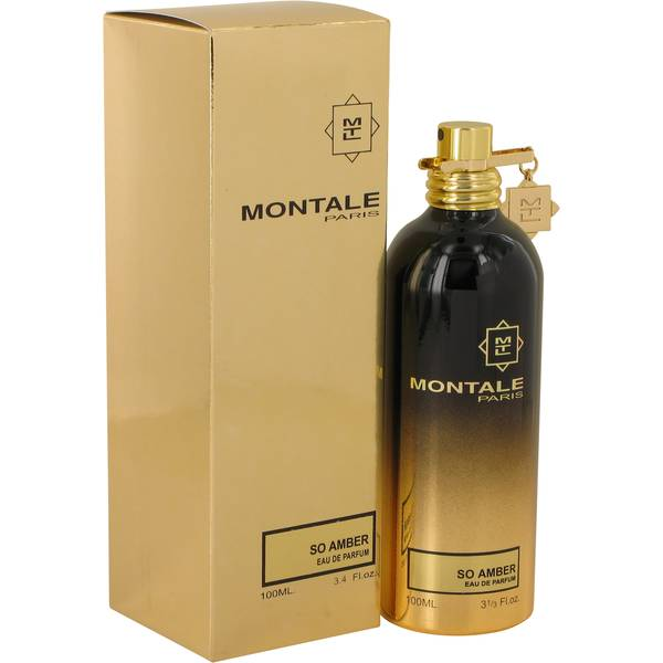 Montale So Amber Perfume
