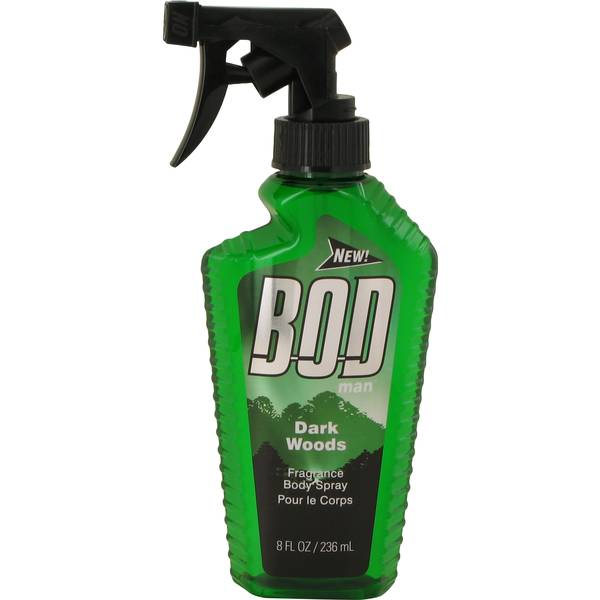 Bod Man Dark Woods Cologne