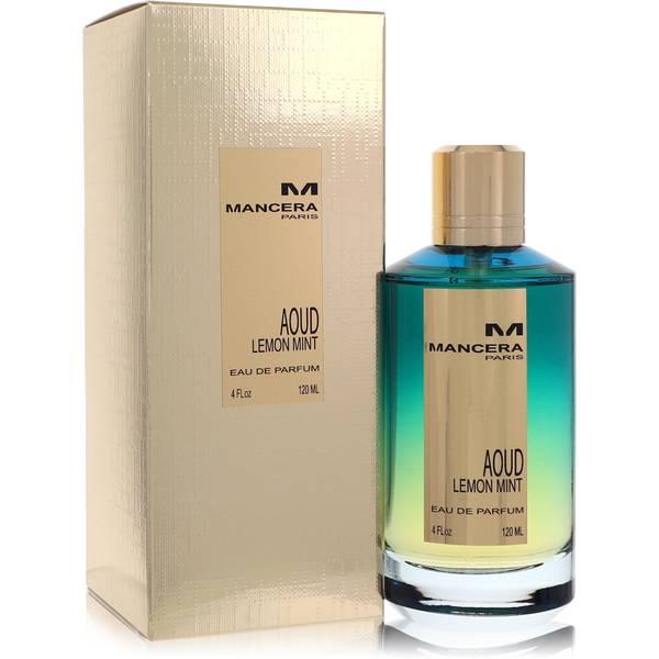 Mancera Aoud Lemon Mint Perfume