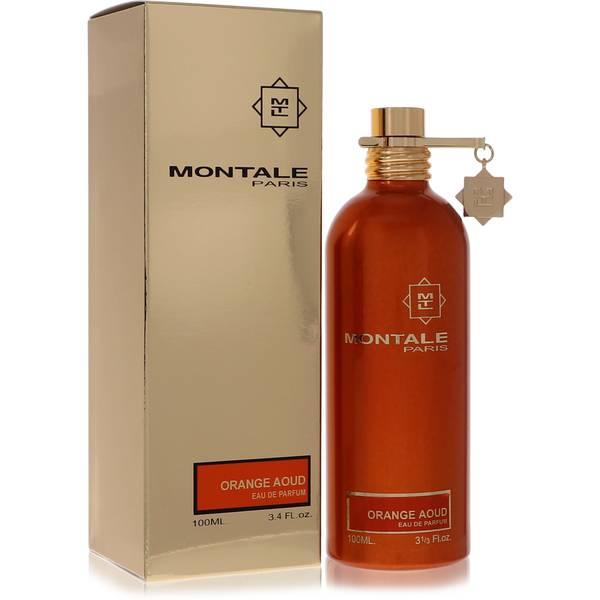 Montale Orange Aoud Perfume
